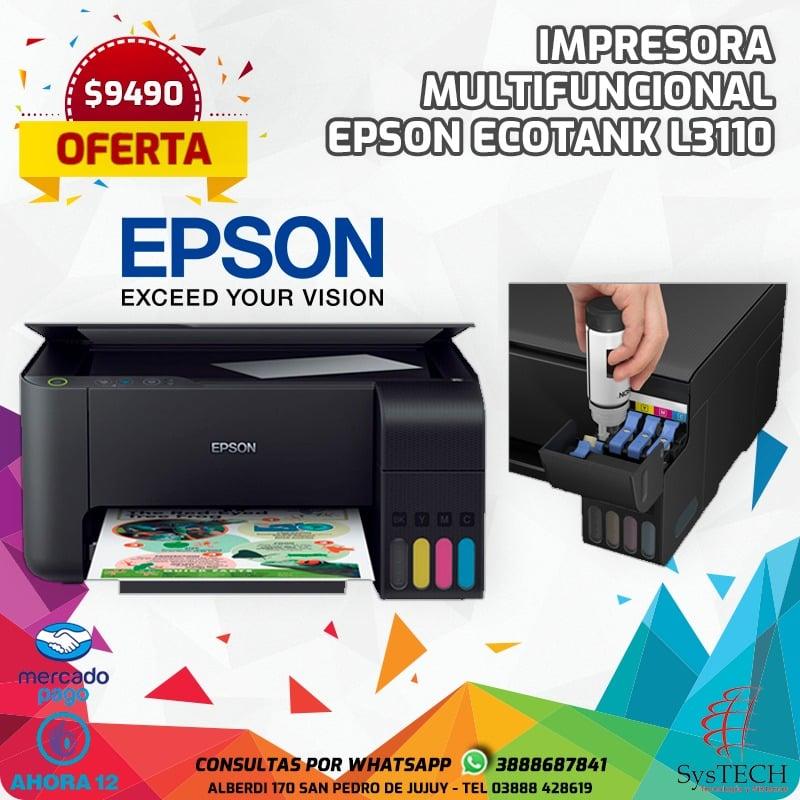 Epson 3110 oferta